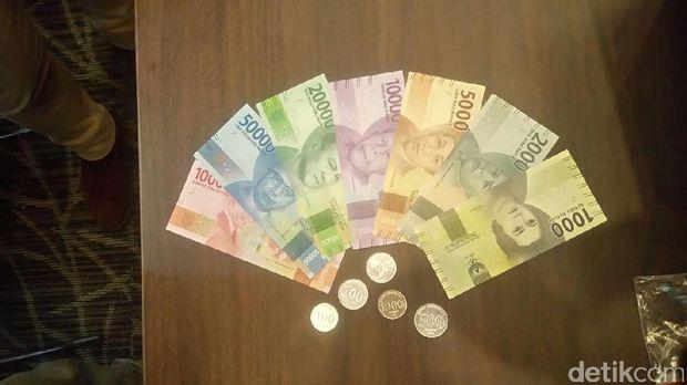 uang rupiah 2017