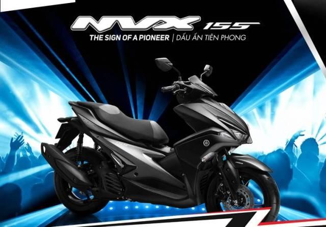 Yamaha NVX 2017 di Vietnam