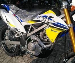KLX 150 bf EXTREME kuning body