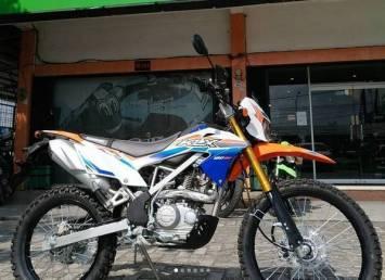 KLX 150 bf EXTREME orange