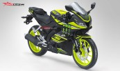 konsep modifikasi all new yamaha r15 monster