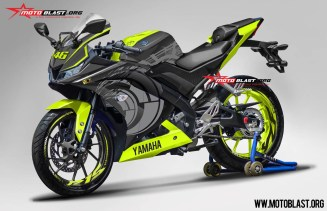 konsep modifikasi all new yamaha r15 sun moon rossi