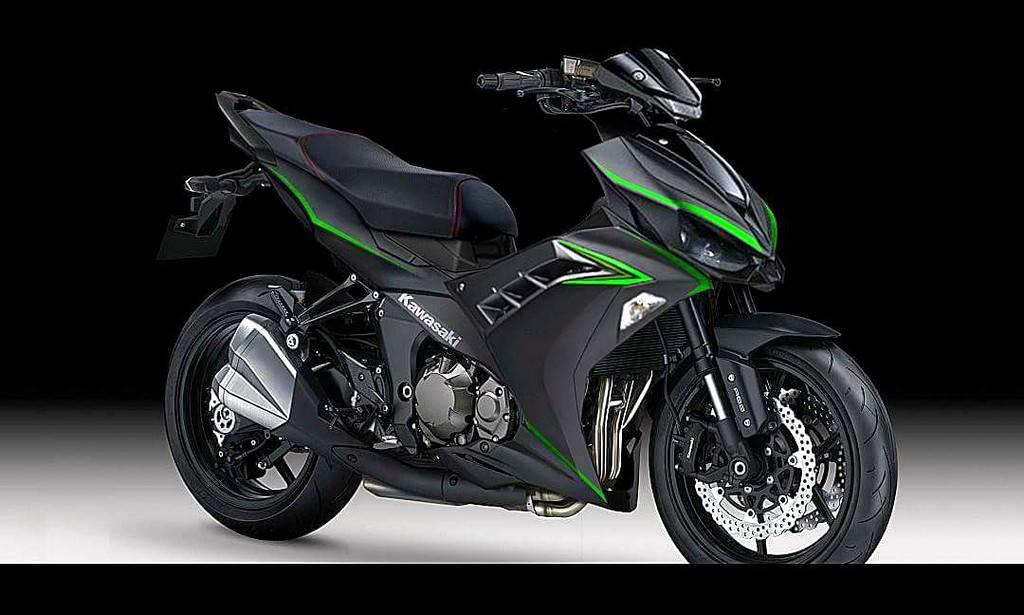 Mimpi Bikers Malaysia Punya Moped Bebek Super 175cc Dari