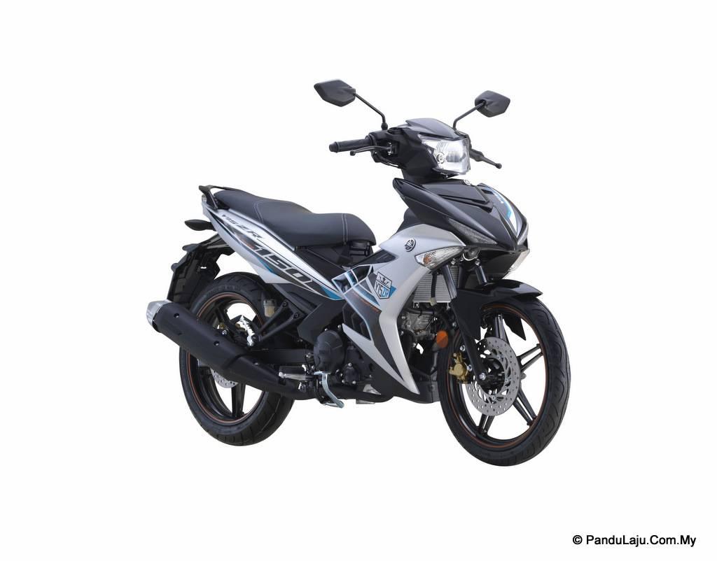3 Warna Baru Yamaha Y15zr 2017 Mx King Versi Malaysia Harga Rp