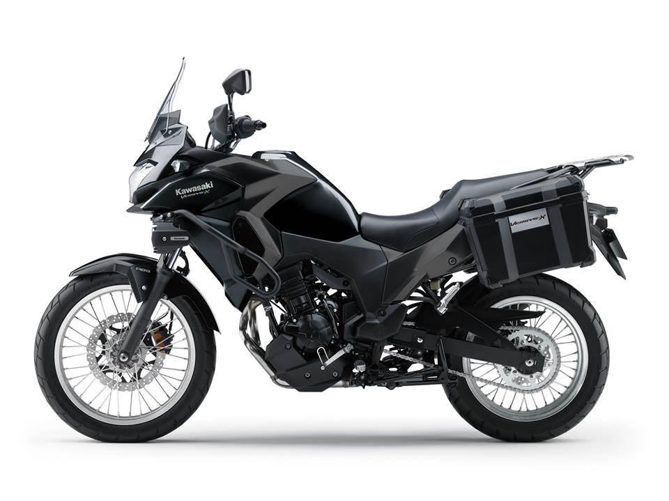 versys 250 2018 tourer black