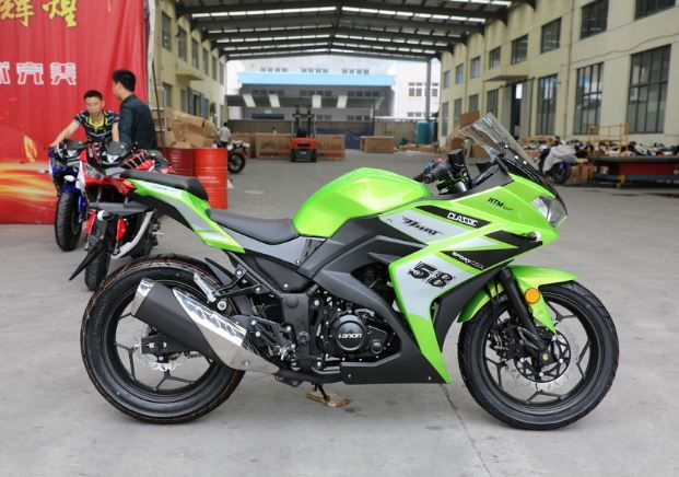 R3CX250-6A, Ketika Kawasaki Ninja Kawin Silang Dengan Yamaha R25 Jadi Motor China