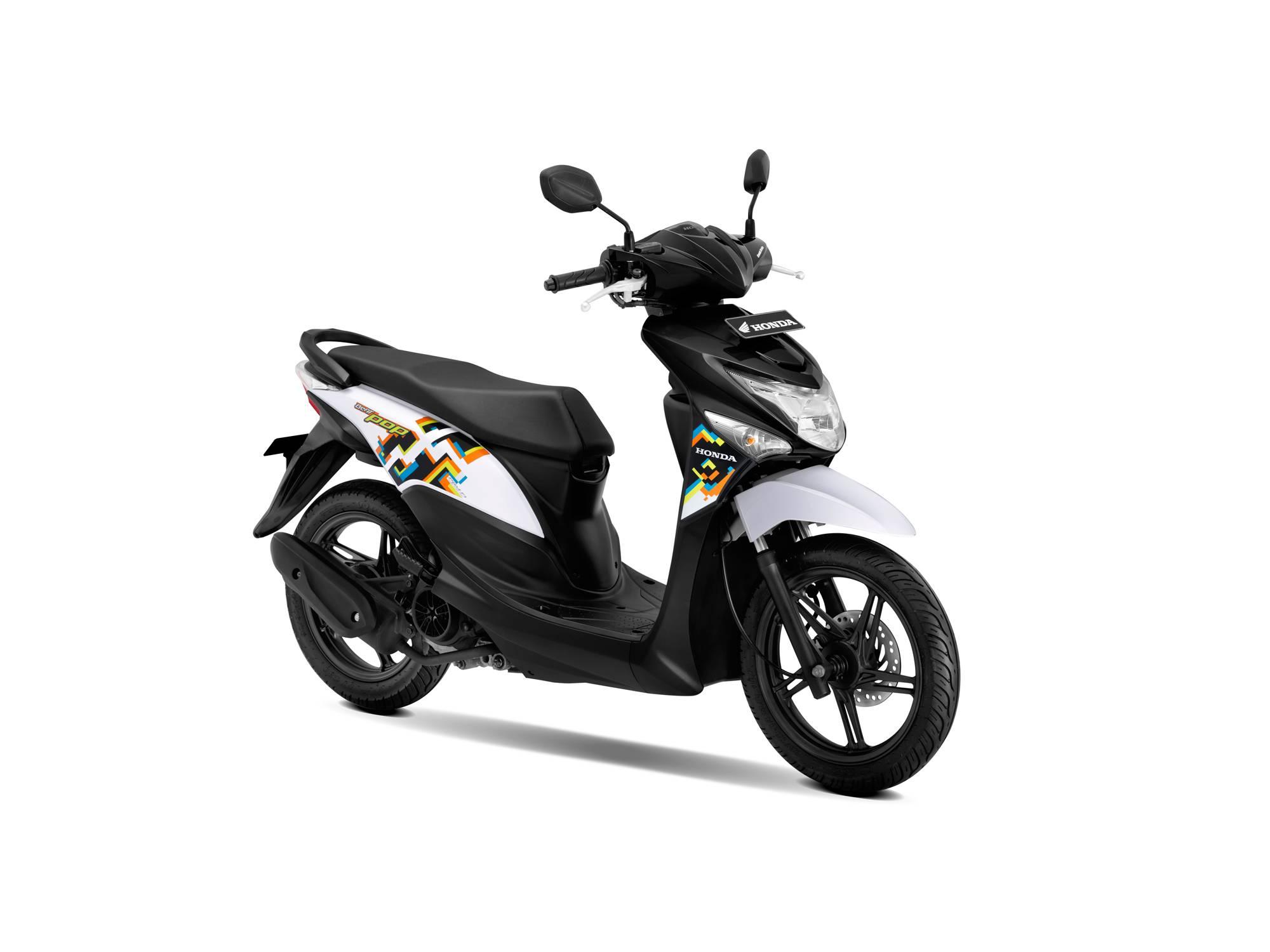 4 Warna Baru Honda Beat Pop 2018 Harga Rp 14 7jutaan Pakai Ban