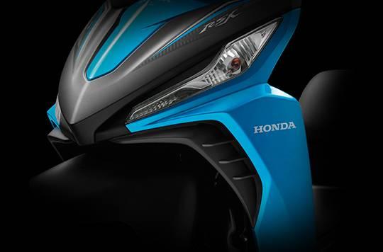 Honda Wave RSX, Revo X Negara Tetangga Yang Tampil Lebih Sporty Dengan Shock Warna Merah