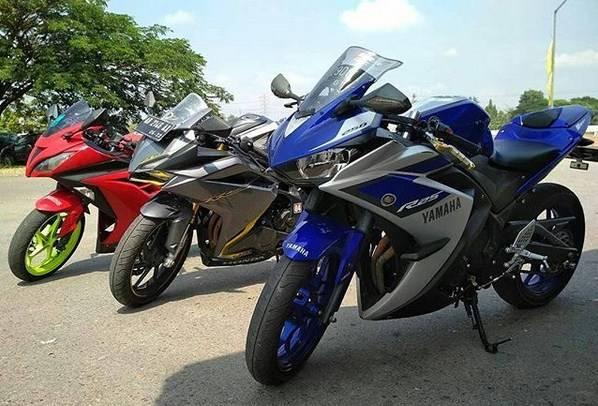 Data Penjualan CBR250RR November 2017 Kalahkan Ninja, Tapi R25 Naik!