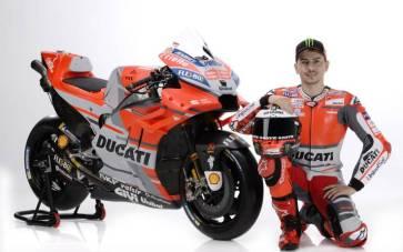 Ducati Desmosedici 2018 8