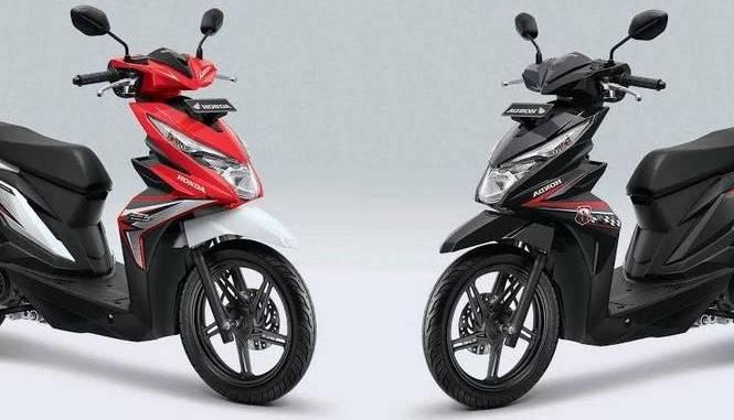 Honda Beat 2018 Warna Dan Striping Baru Harga Naik Jadi Rp 15jutaan