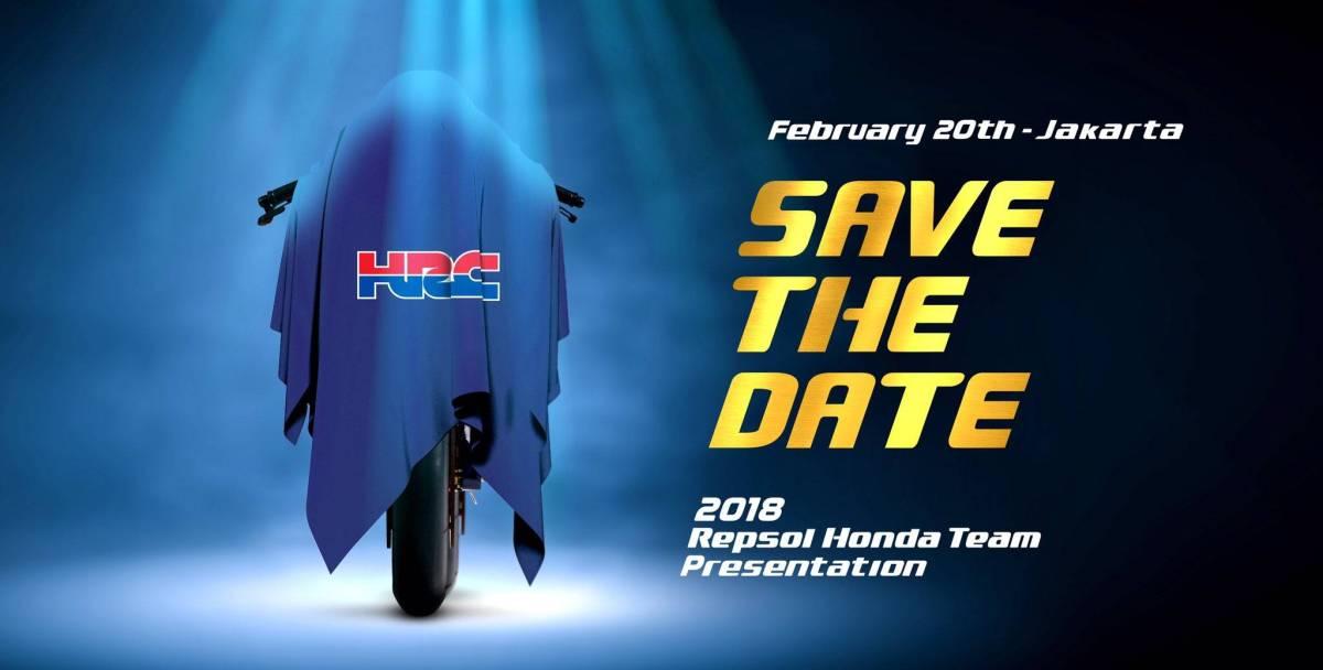Besok Marquez dan Pedrosa Mau ke Jakarta, Ada Motor Baru Apa Lagi ya??