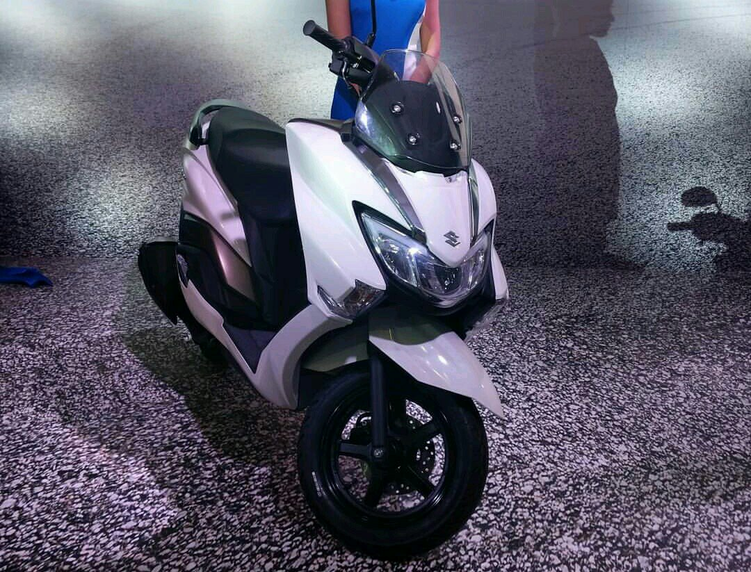 Suzuki Buka-bukaan Tentang Maxi Skutik Lokal Mereka, Berikut Bocorannya...