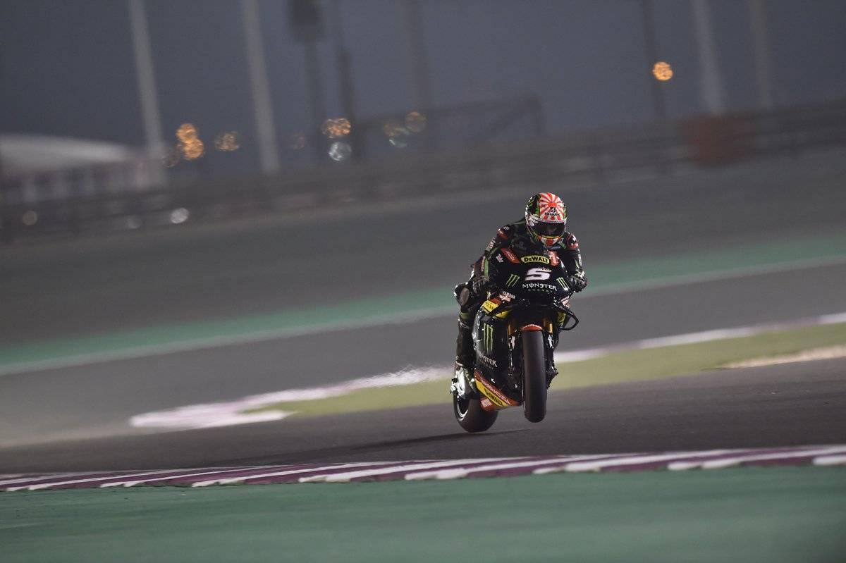 Hasil Kualifikasi Motogp Qatar 2018, Zarco Tercepat, Marquez Ke-2, Rossi Start ke-8