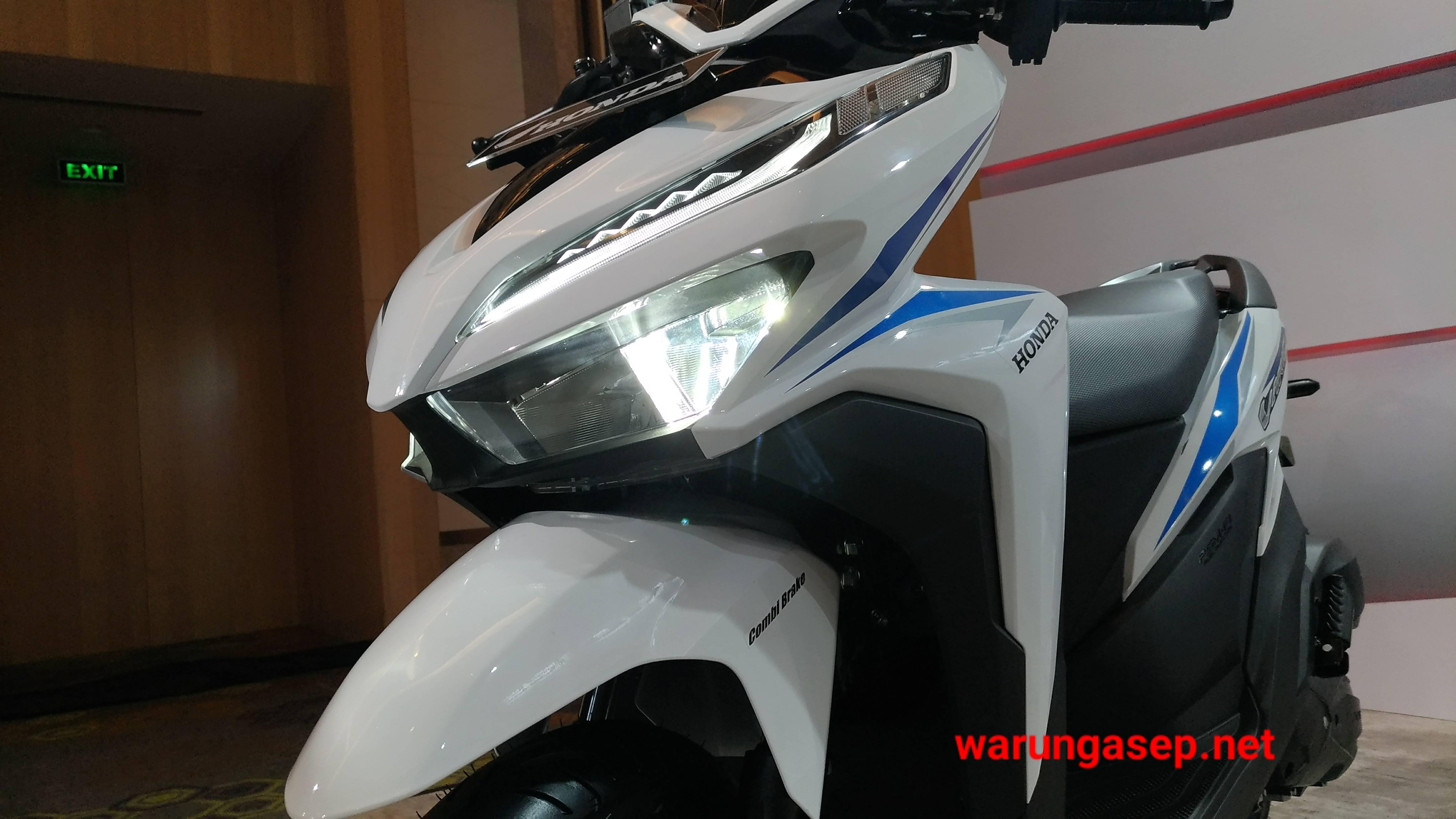 Galeri Foto Detail Honda Vario 125 Terbaru 2018 WARUNGASEP