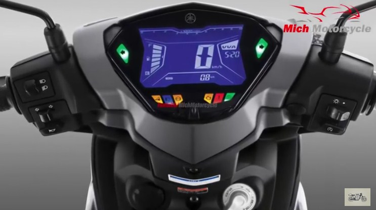 Lampu Rem Mx King Facelift Mirip Yamaha R15 Pakai Keyless Dan