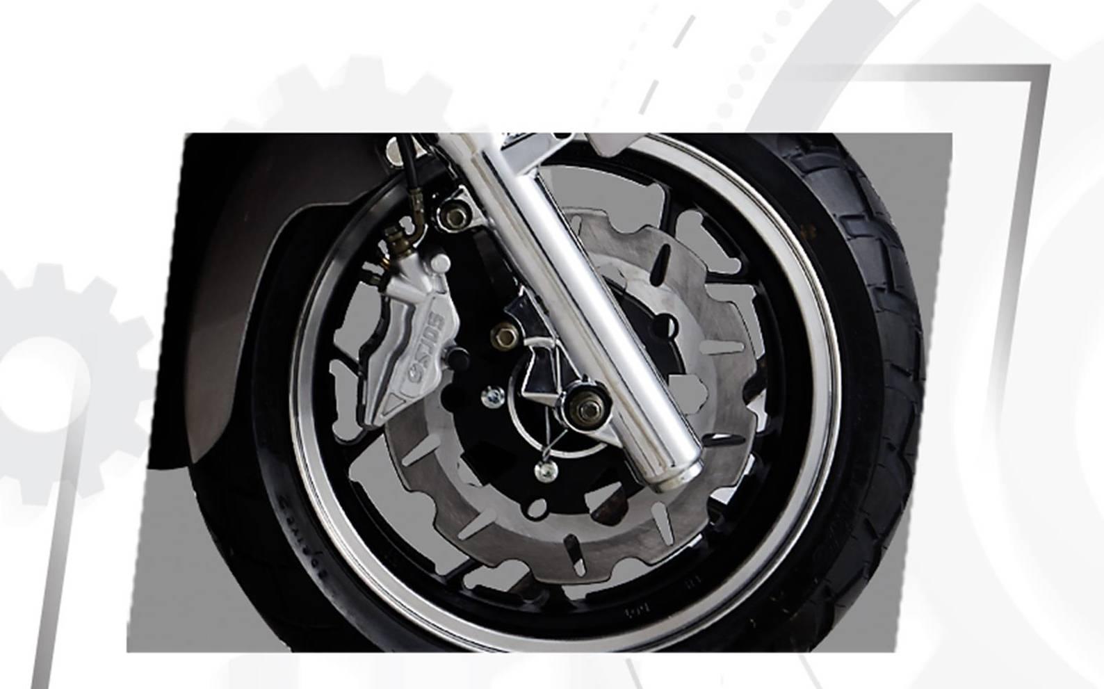 Taro CT Max 125cc Xmax kawe ban