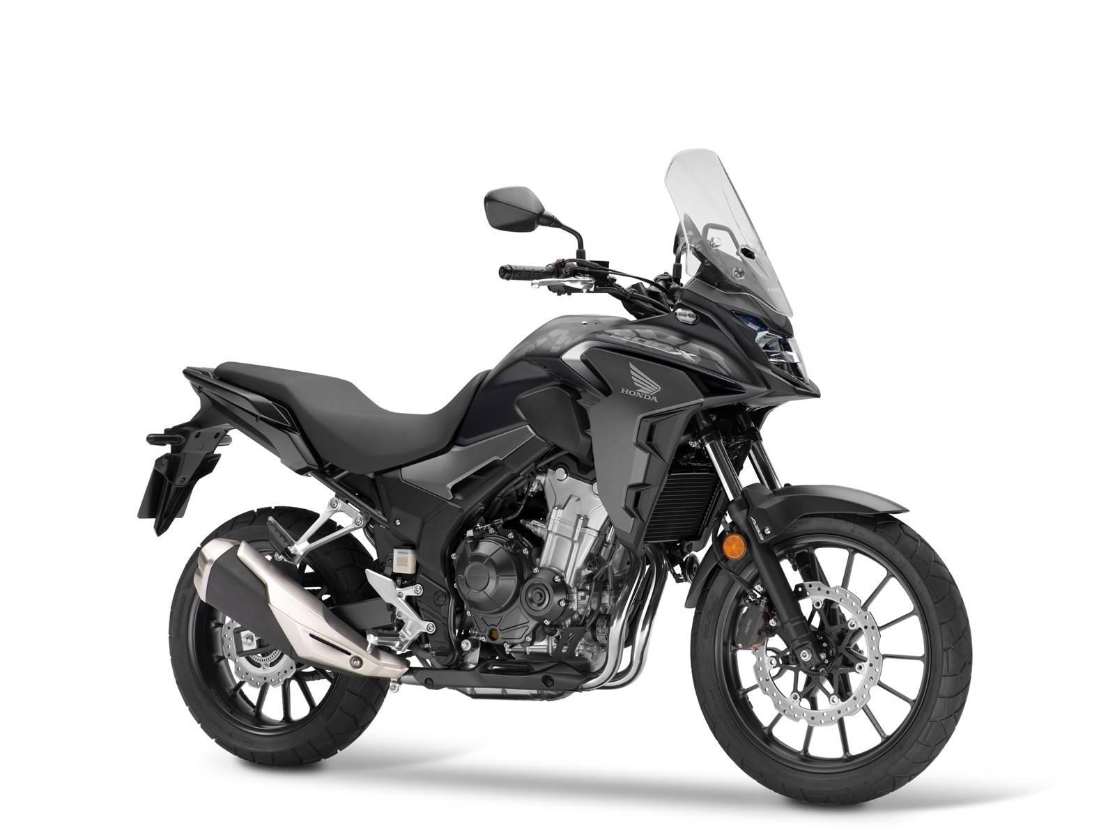 Honda CB500X 2019 hitam