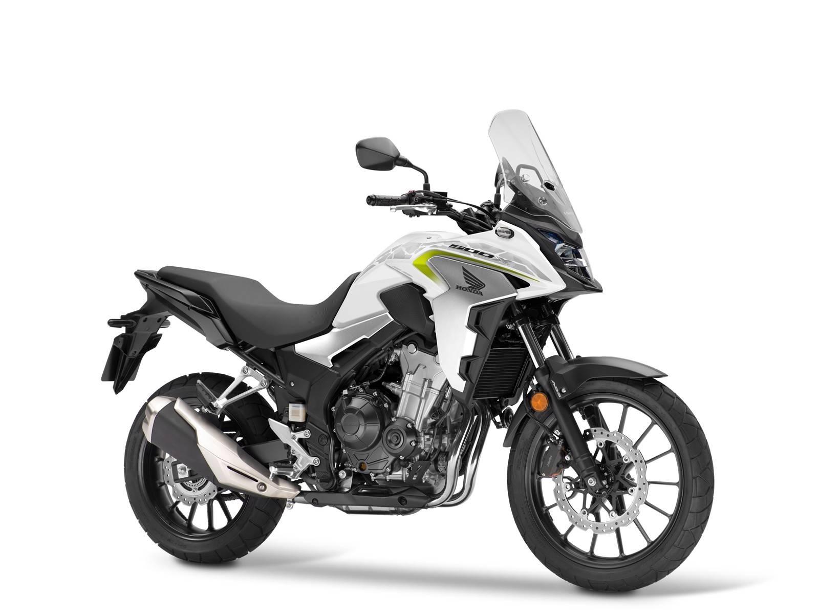 Honda CB500X 2019 putih