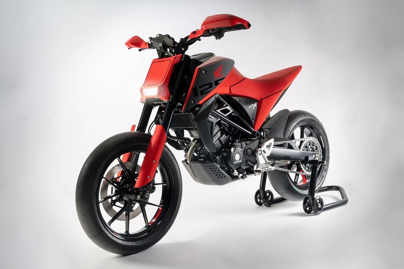honda cb125m concept 1