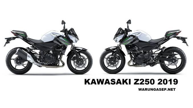 Harga motor kawasaki 2019