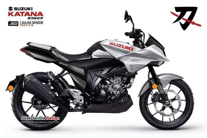 katana 150cc