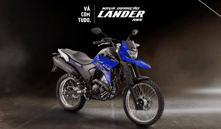 yamaha lander xtz 250 2019