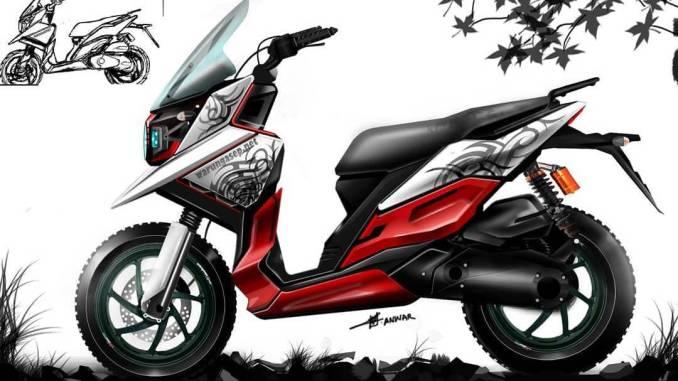 Motor Keluaran Baru Yamaha