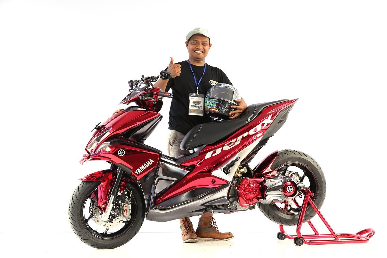 Pemenang Kategori Master Class Aerox 155 CustoMAXI Surabaya (1)