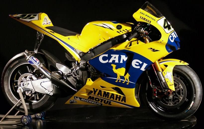 Yamaha M1 2006
