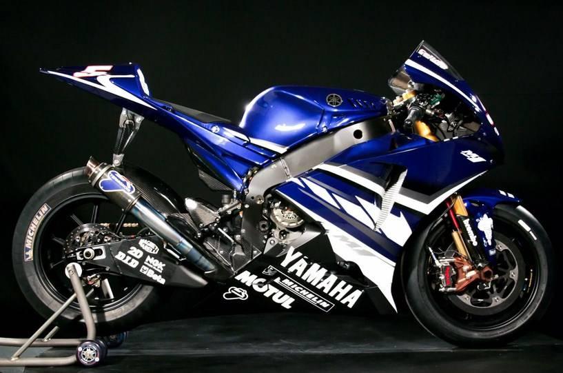 Yamaha M1 2007
