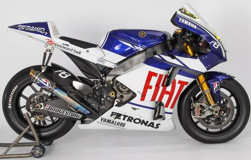 Yamaha M1 2010