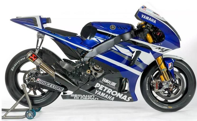 Yamaha M1 2011