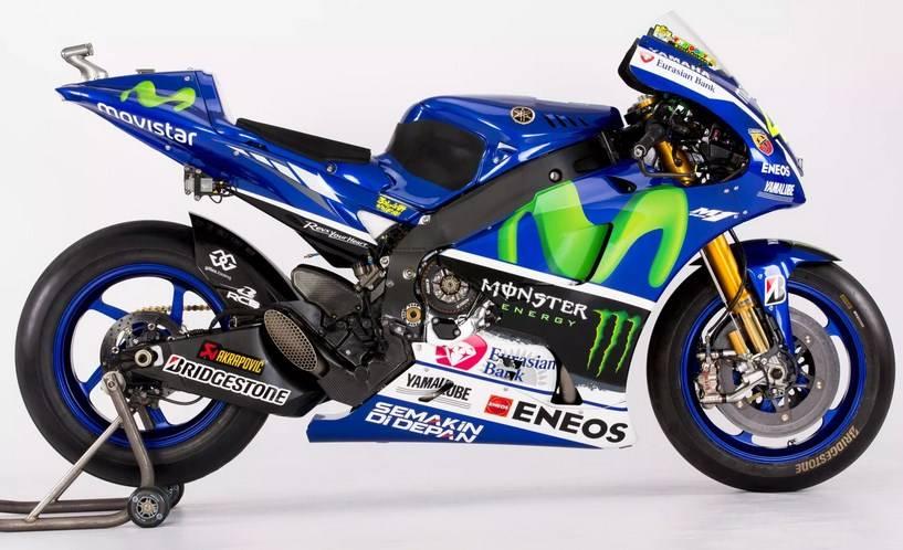 Yamaha M1 2015
