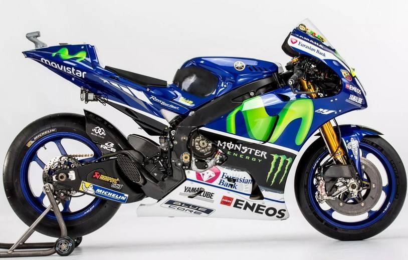 Yamaha M1 2016