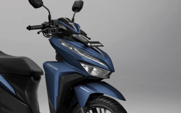 Honda Vario 150 2019 Punya 2 Warna Baru Matte Blue Dan Matte Brown