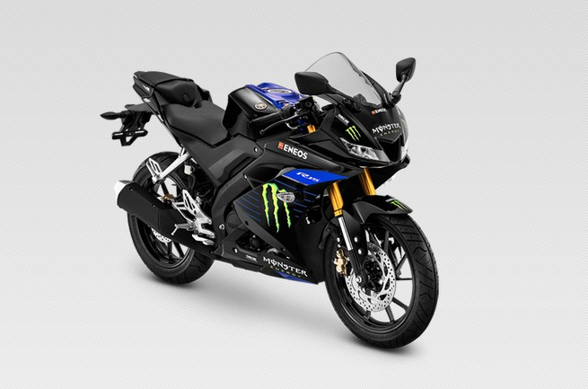 yamaha R15 Monster energy 2019 1