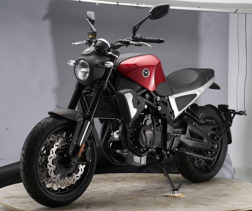 Namanya Honda CB150 Verza Resmi Dirilis. Lampunya Bulat