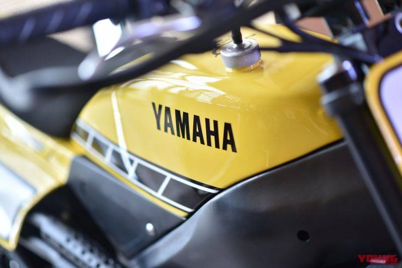 modifikasi yamaha xsr155 dirt tracker 2