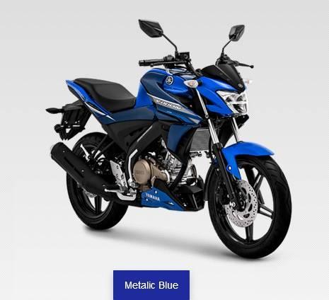 new vixion 2020 biru