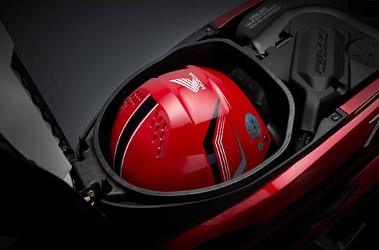 honda rsx 110 2020 revo facelift watermak helm