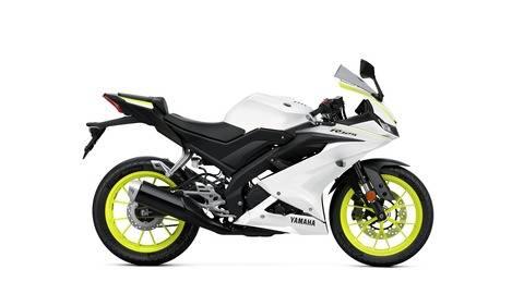 r125 putih