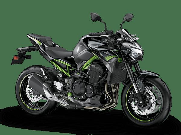 kawasaki z900 2020 hitam
