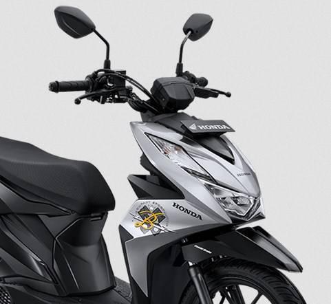 Honda Beat Street 2020 Punya 3 Warna Baru Harga Cuma Rp 17 150