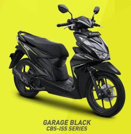 9 Pilihan Warna All New Honda Beat Esp Versi 2020 Foto Studio Warungasep