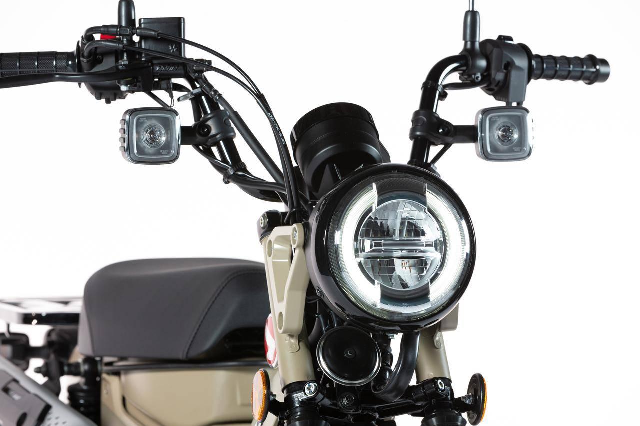 Honda ct125 2020 huntercub 1 lampu