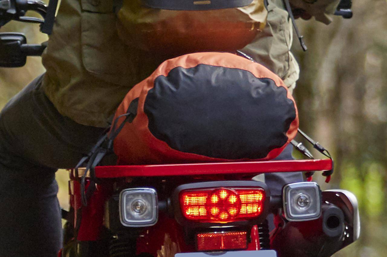 Honda ct125 2020 huntercub 1 rem