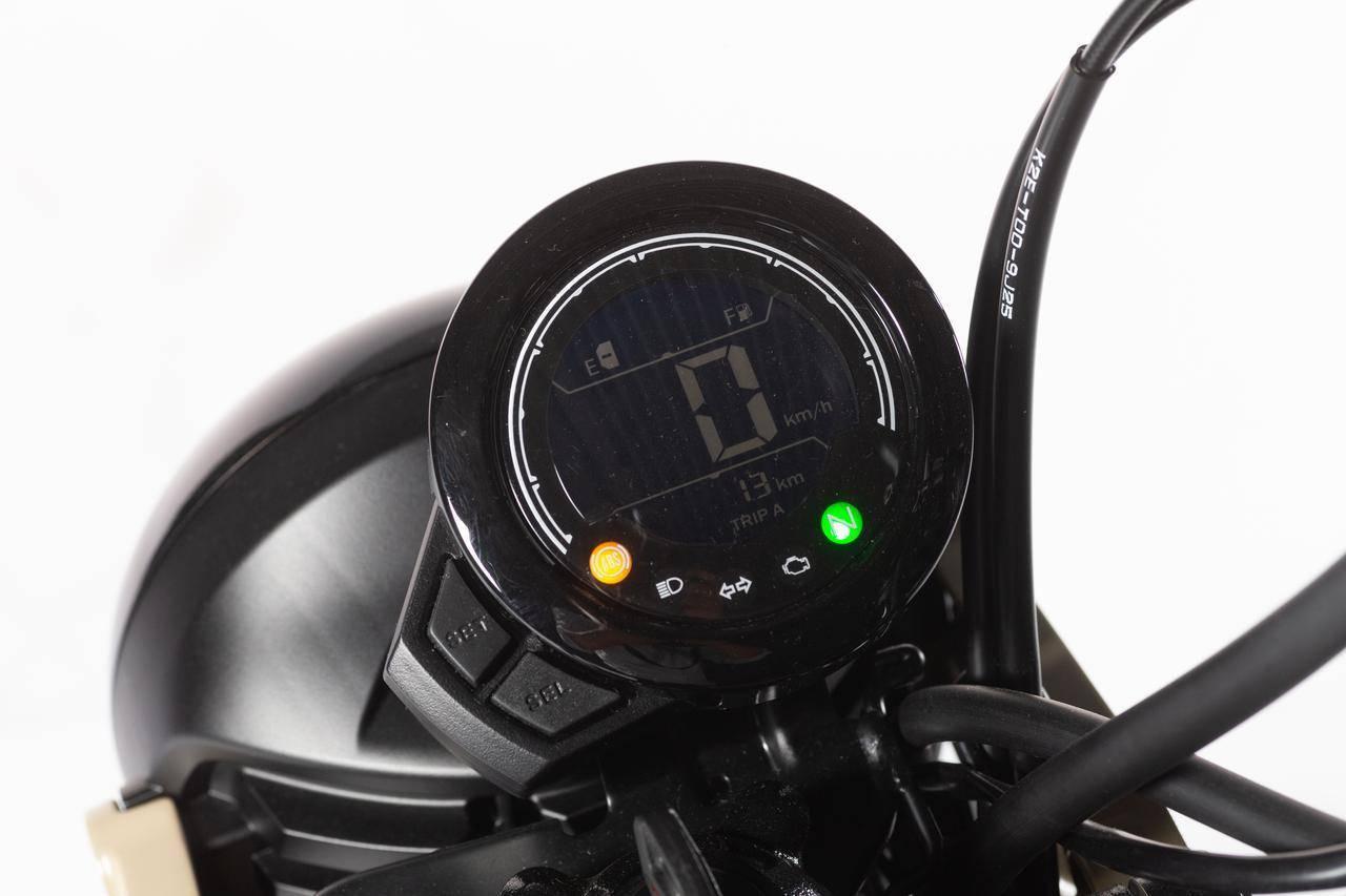 Honda ct125 2020 huntercub 1 speedo