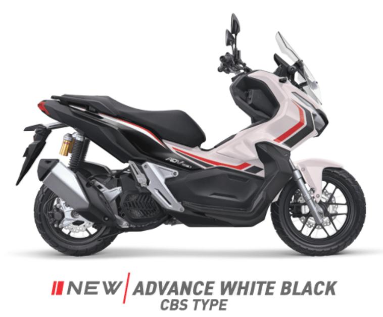 adv150 2021 putih merah