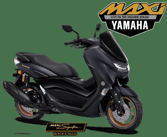 Yamaha Nmax 2021 black